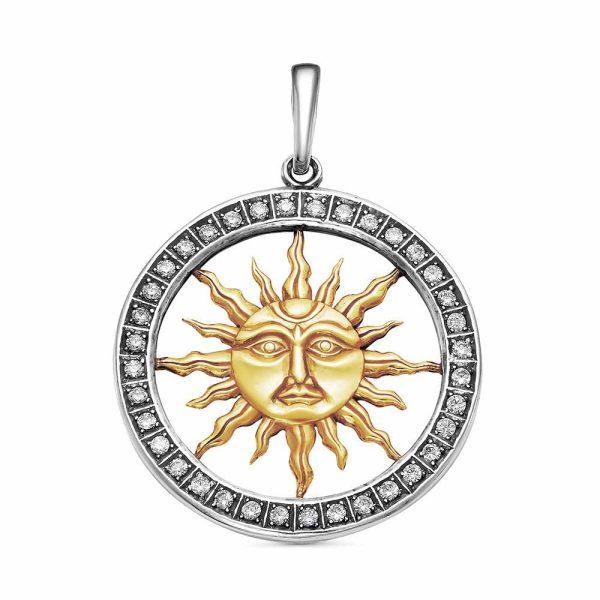 Подвеска Солнце