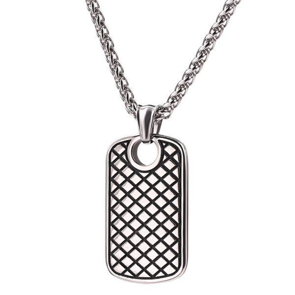 Армейский жетон на шею