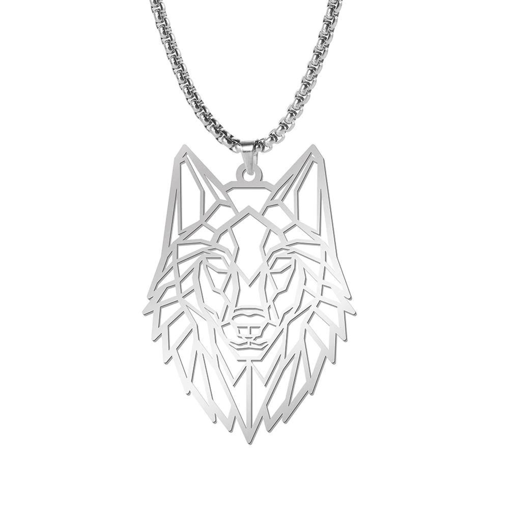 Кулон Волк