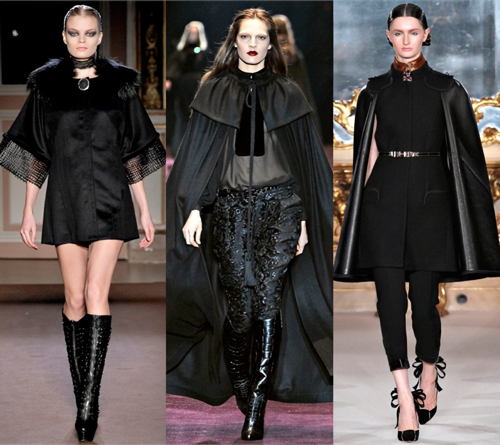 Готический стиль в одежде