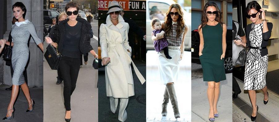 Классический стиль одежды для девушек