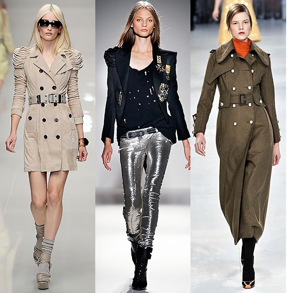 Милитари стиль в одежде
