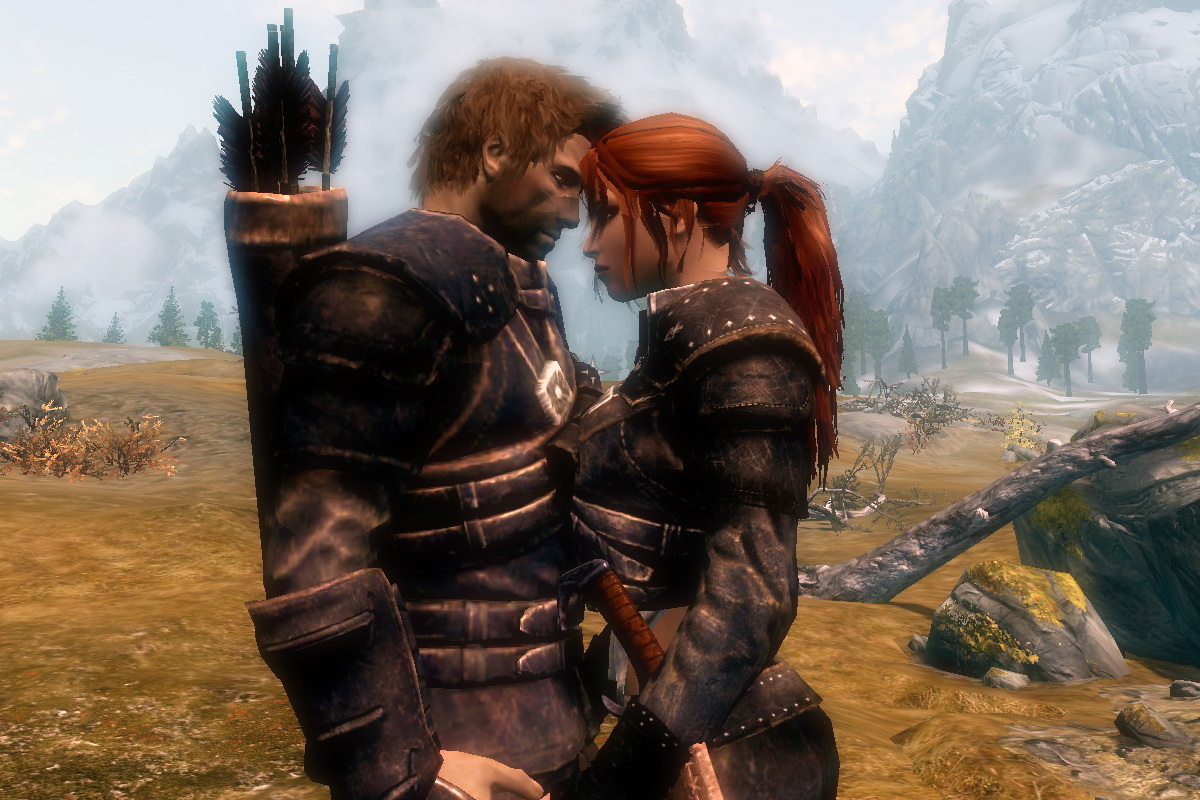 Свадьба в The Elder Scrolls