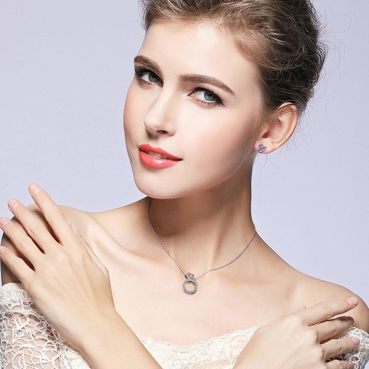 Симпатичные женские сережки