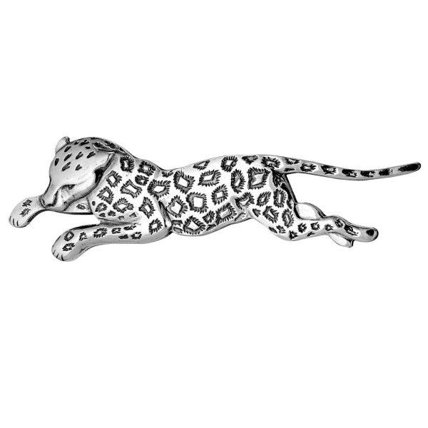 Брошь гепард
