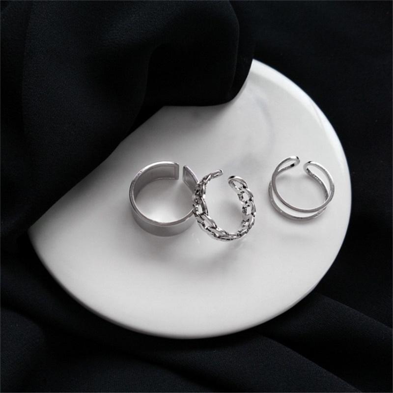 Модное безразмерное кольцо