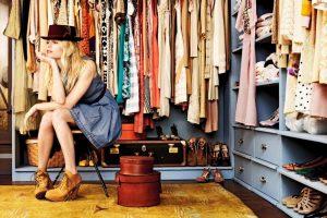 Составление женского гардероба