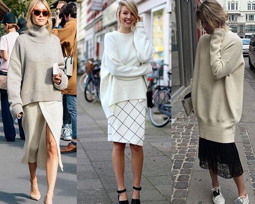Современная женская мода