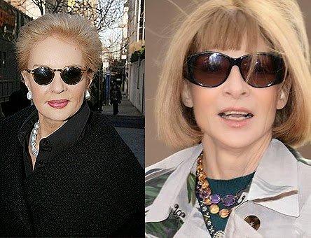 Женщин в возрасте в очках