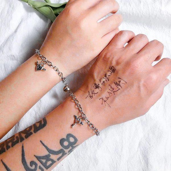 Парные браслеты для двоих